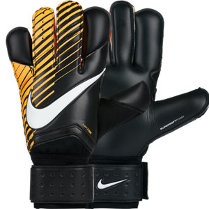 Nike Grip 3 Goalkeeper Glove - Orange/Black GS0342-010