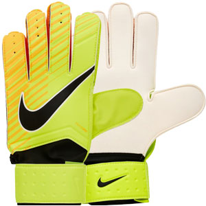 Nike Match Goalkeeper Glove - Volt/Laser Orange GS0344-715