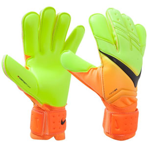 Nike GK Vapor Grip 3 Glove - Black/Laser Orange GS0347-010