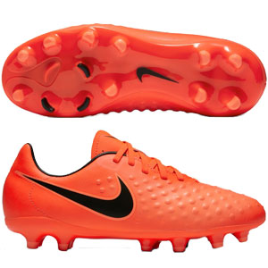 Nike Junior Magista Opus II FG - Total Crimson/Black 844415-808