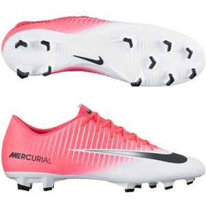 Nike Mercurial Victory VI FG - Racer Pink/Black/White 831964-601