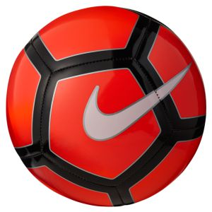 Nike Pitch Soccer Ball - Bright Crimson/University Red SC3136-671