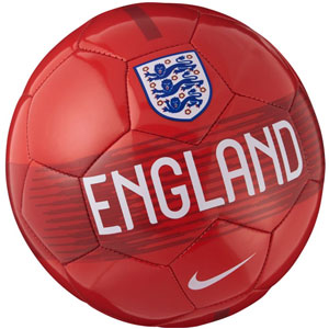 Nike England Supporters Ball - Challenge Red/Gym Red/White SC3278-600