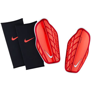Nike Protegga Pro Shin Guard - Bright Crimson/University Red SP0315-671