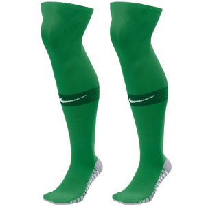 Lake Worth Sharks Nike Team Match Fit Over The Calf Socks - Pine Green LWS-SX6836-302
