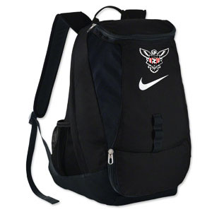 North Texas United FC Nike Club Team Backpack - Black TUFC-BA5190-010