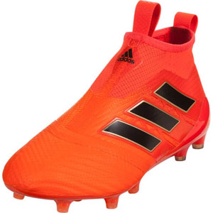 adidas Ace 17+ Purecontrol FG - Solar Orange/Core Black BY2457