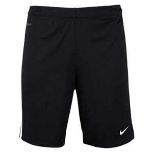 Lake Worth Sharks Nike League Knit Shorts - Black/White LWS-725897-010
