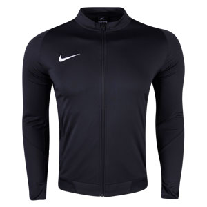 Nike Squad 16 Knit Track Jacket - Black/White 725941-010