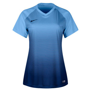 Nike Women's Precision IV Jersey - University Blue/College Navy/White 886829-412