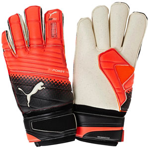 Puma evoPower Protect 2.3 Finger Protection Glove - Red/Black 041218-20