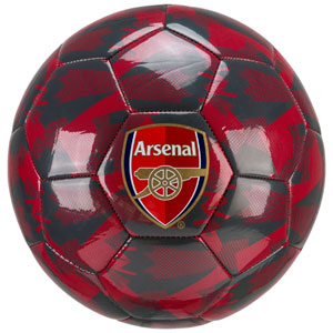 Puma Arsenal Camo Ball Soccer Ball 082811-01