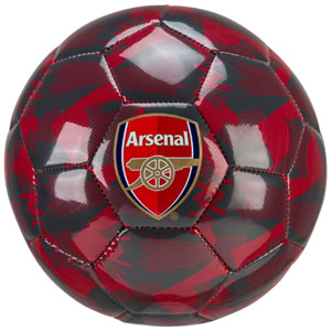 Puma Arsenal Fan Camo Mini Ball 082812-01