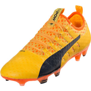 Puma EvoPower Vigor 1 FG - Orange/Yellow 103824-07