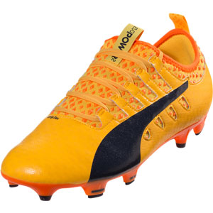 Puma EvoPower Vigor 2 FG - Orange/Yellow 103954-04