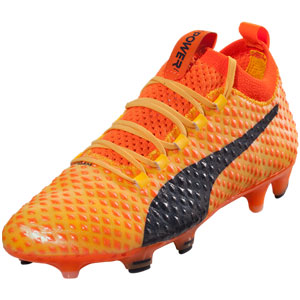 Puma EvoPower Vigor 3D 1 FG - Orange 103999-01