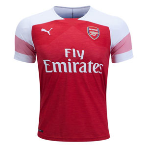 Puma Arsenal Home Jersey 2018-2019 753209-12