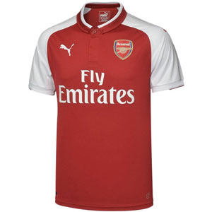 Puma Arsenal Youth Home Jersey 2017-2018 751521-02