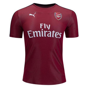 Puma Arsenal Stadium Jersey 2018 - Chili Pepper Red 753256-11
