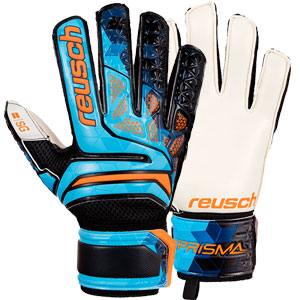 Reusch Prisma SG LTD Goalkeeper Glove - Blue/Black/Orange 3870015