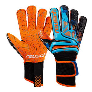 Reusch Prisma Pro G3 Fusion Evolution LTD - Blue/Black/Shocking Orange 3870059