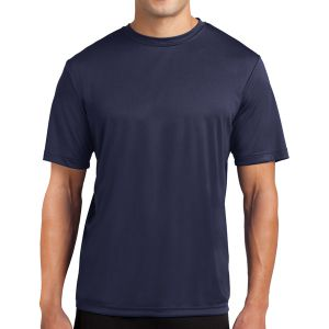 Sport Tek Performance Shirt - Navy ST350Nav