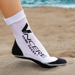 Sand Socks - White SSWHT