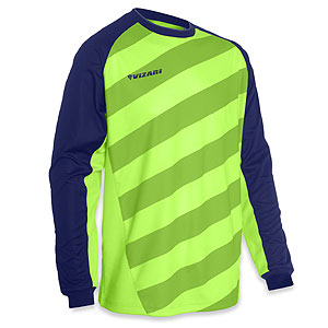 Vizari Padova Goalkeeper Jersey - Green/Navy - Adult & Youth 60024