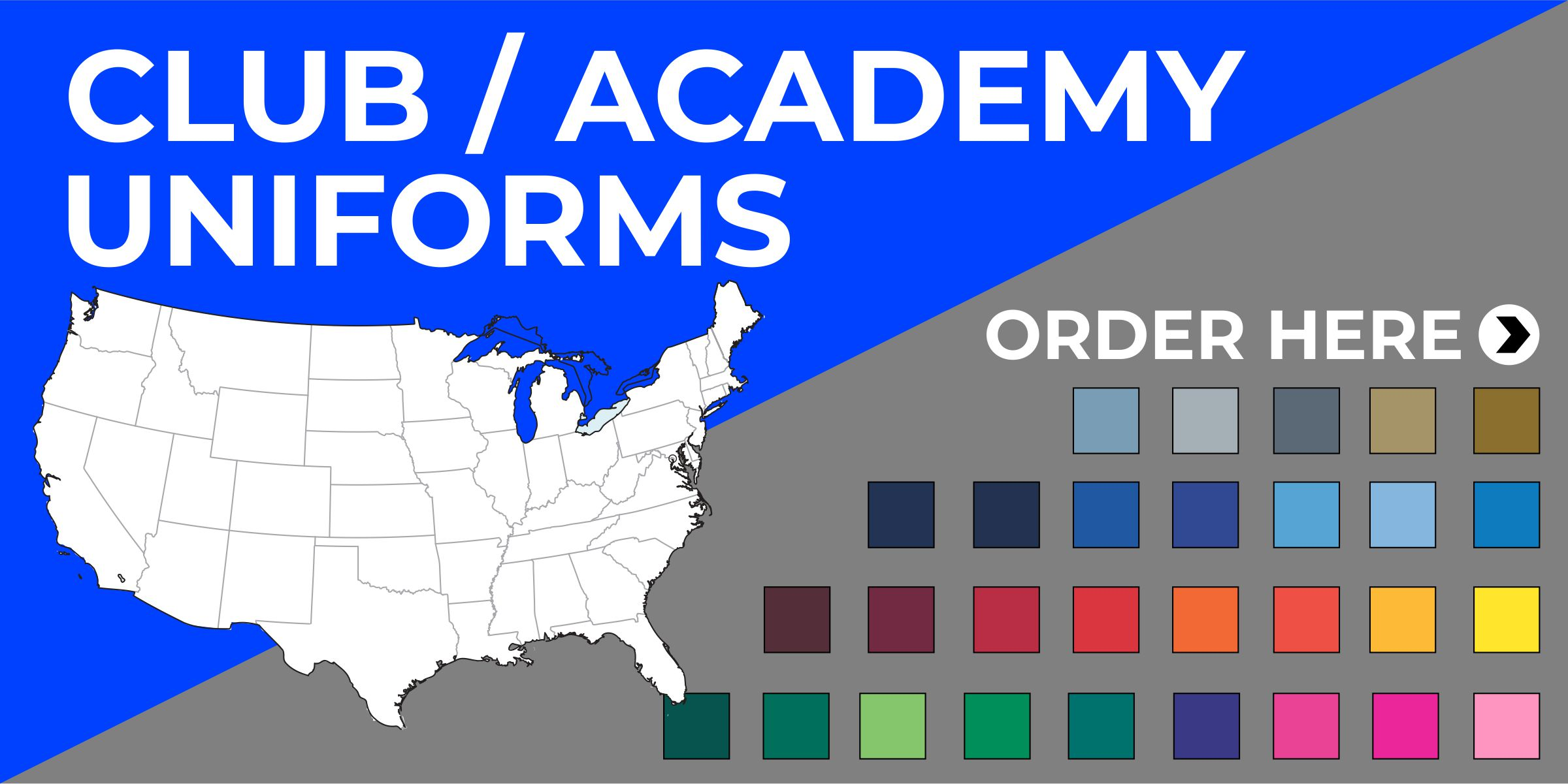 Club And Academy Uniform Stores