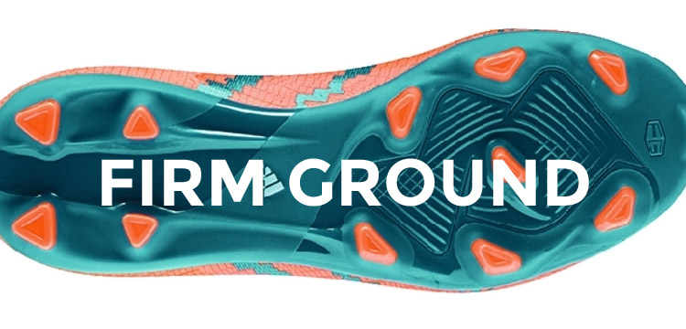 Kids Firm Ground Soccer Shoes