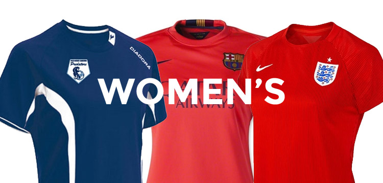 Women's Customized Soccer Clothing