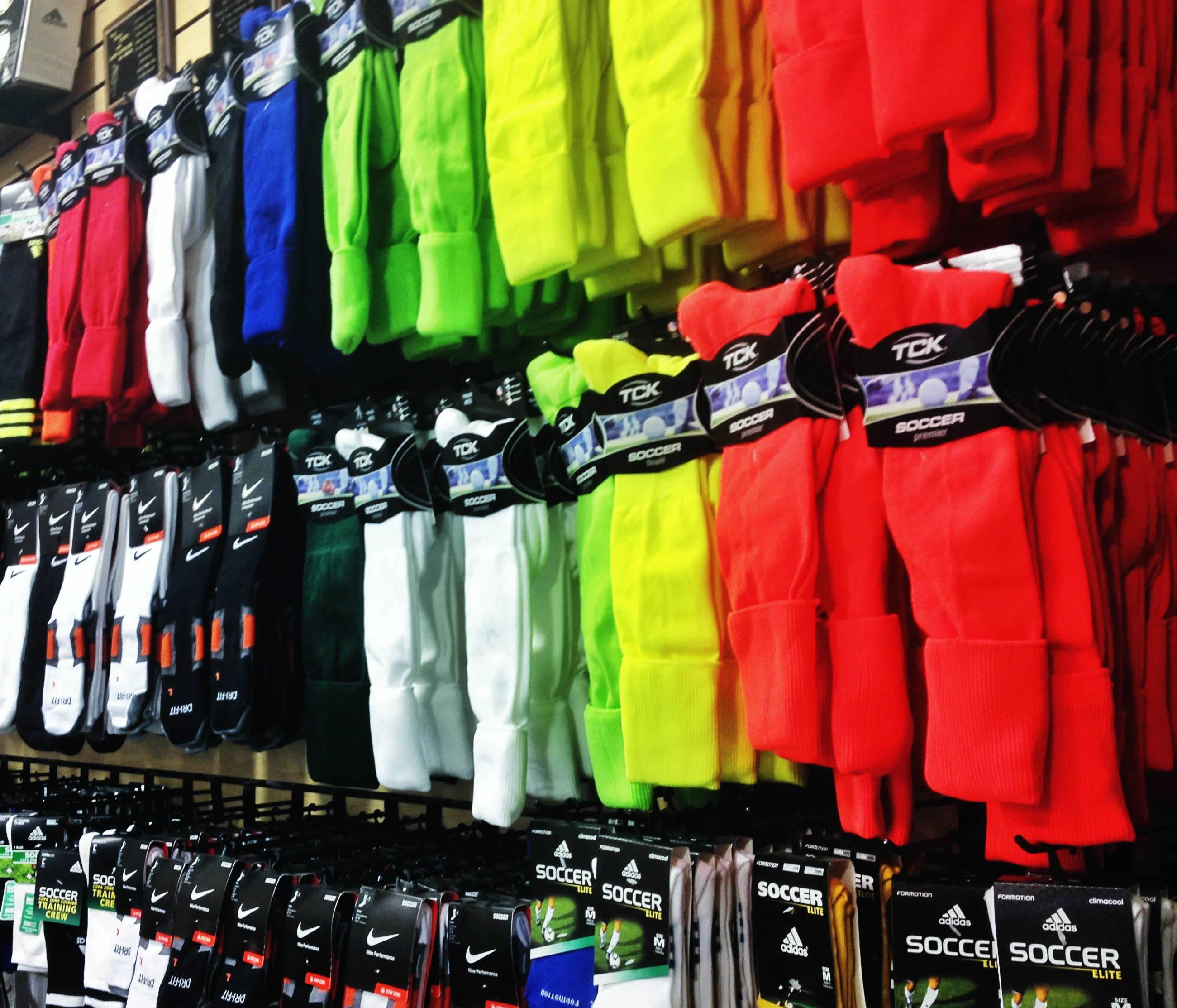 new style 1a91e 6eeb3 Soccer Socks Sizing Guide - AuthenticSoccer.com