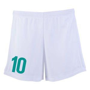e1769a0ea28 RPB Strikers adidas Women s Squadra 17 Shorts - White White RPB-BK4780