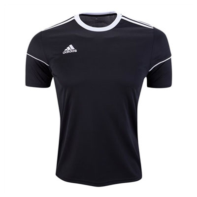 adidas Youth Squadra 17 Jersey - Black/White BJ9195