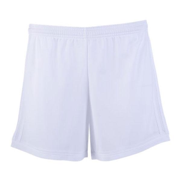 16a79f6216c adidas Women s Squadra 17 Shorts - White White BK4780 - AuthenticSoccer.com