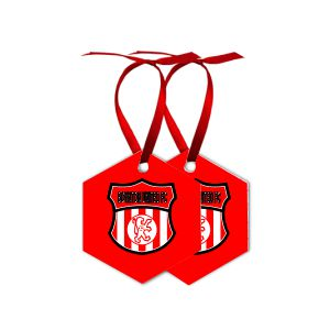 Boynton United Custom Holiday Ornament Ornament-BU