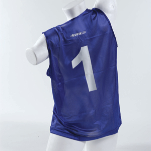 Kwik Goal Practice Vest with Numbers 19A9