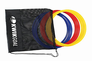 KwikGoal Deluxe Speed Rings 16B1605