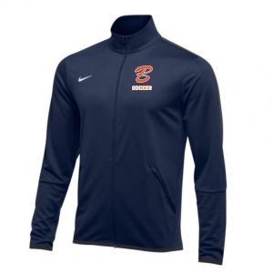 Benjamin School Nike Epic Jacket - Navy/White BEN-835571-418
