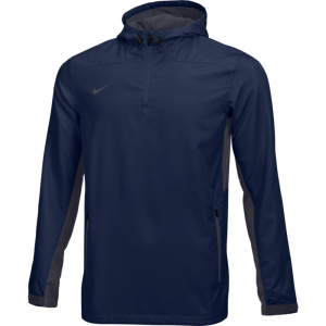Nike Squad 16 3/4 Zip Jacket - Blue 725942-480