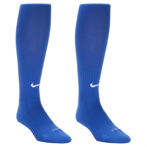Nike Classic II Sock - Game Royal White SX5728-460 - AuthenticSoccer.com 24549bdea