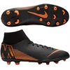 Nike Mercurial Supferfly Club VI MG - Black/Total Orange AH7363-081
