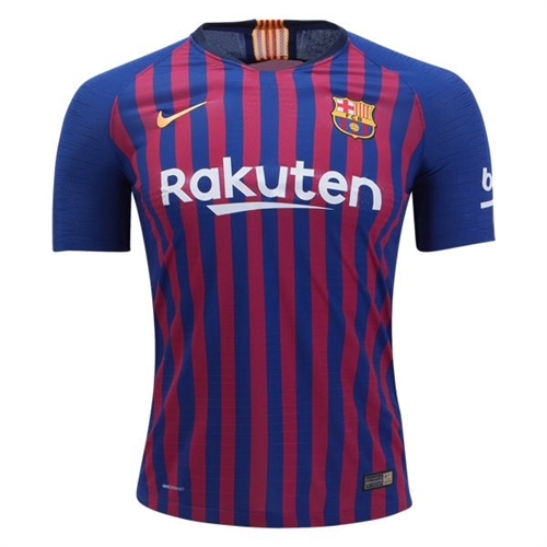 Nike Barcelona Authentic Home Jersey 2018-2019 894417-456