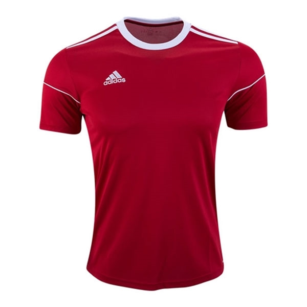 adidas Youth Squadra 17 Jersey - Red/White BJ9196