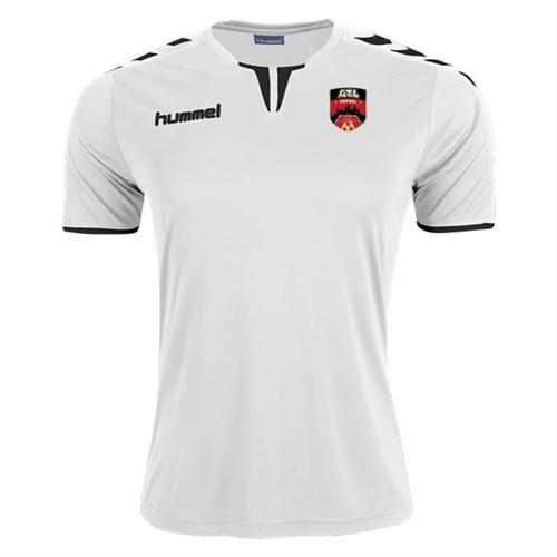 76be916d8fc Atlanta Futsal Hummel Core Away Jersey - White Black AF-30000W