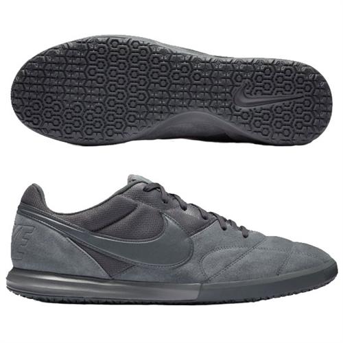 5d8a52c4f Nike Premier II Sala IC - Dark Grey/Dark Grey Indoor AV3153-001