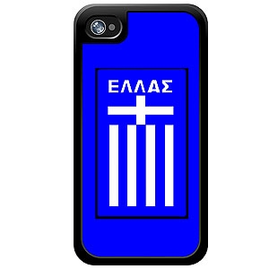 Greece Custom Crest Phone Cases - iPhone (All Models) iph-gree-cst