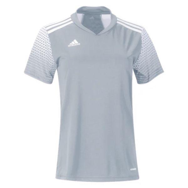 adidas Women's Regista 20 Jersey - Team Light Grey/White