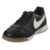 Nike Junior Tiempo Legend VI IC - Black/White Indoor 819190-010