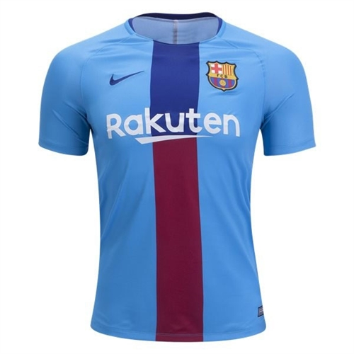 Nike Barcelona Squad Training Top 2018 - Equator Blue Deep Royal Blue  894323-482 6198163d6